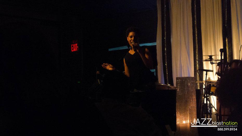JazzblastNation: Frank McComb at Ten Eleven Grill (Dallas)