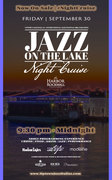 Jazz on the Lake | Night Cruise