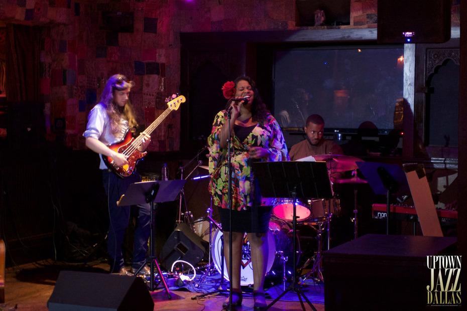 "Jazzmasters Lounge: Tatiana ""Lady May"" Mayfield"