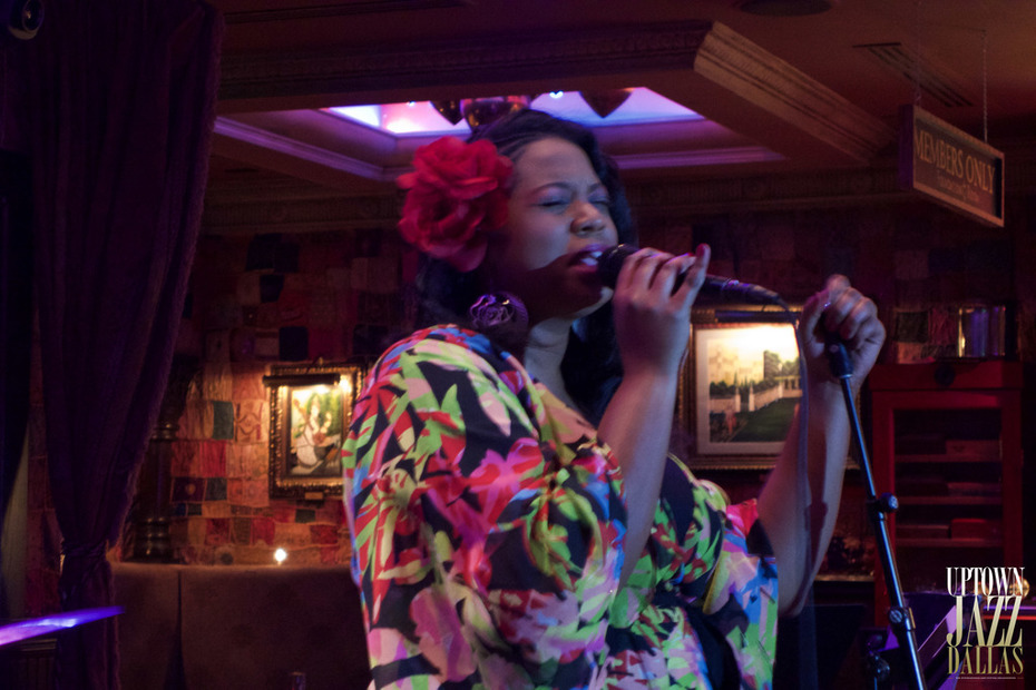 "Jazzmasters Lounge: Tatiana ""Lady May"" Mayfield"