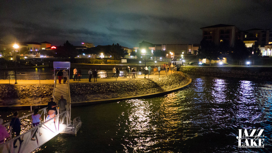 Jazz on the Lake   Cool Cruise at Harbor Rockwall (10/20/17)
