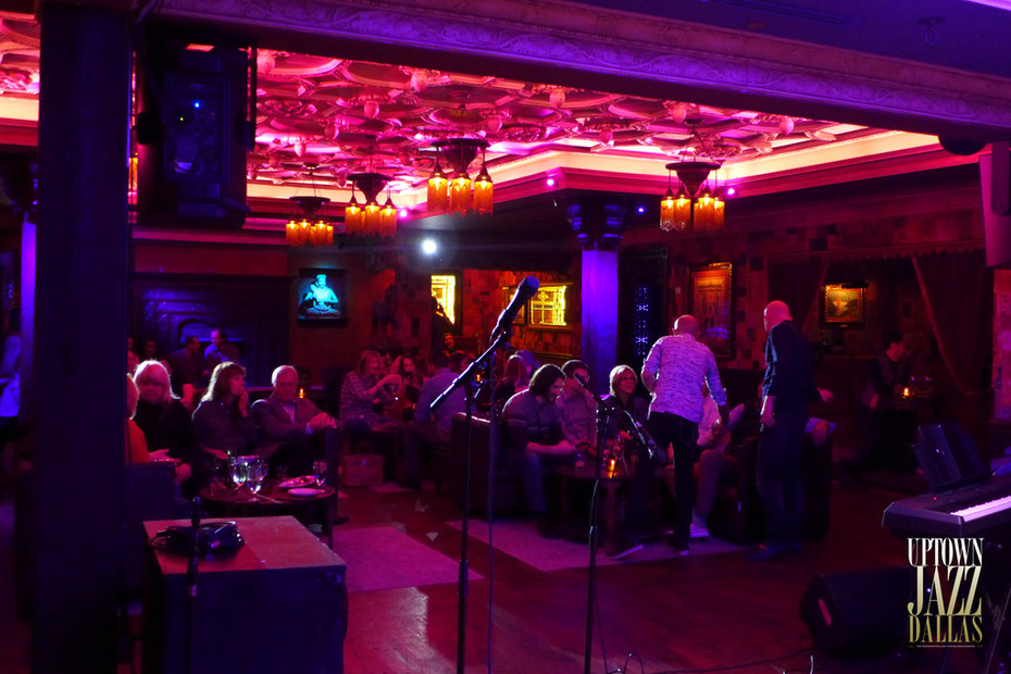 Jazzmasters Lounge: Latin Jazz Night with Neander Lima Group