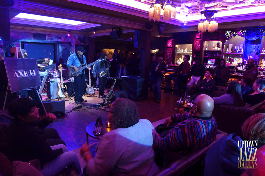 Jazzmasters Lounge: Bass Brothers United | AXE 14 CD Release/Performance Set