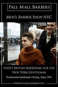 Men's Barber Shop NYC