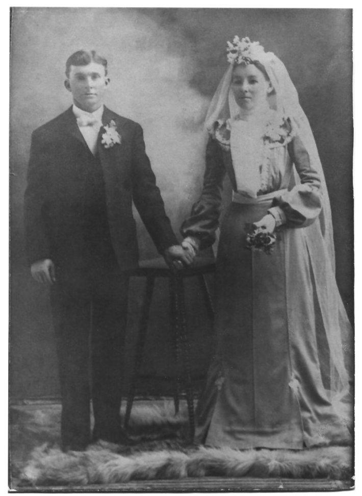 Napoleon & Elizabeth Jacquinot