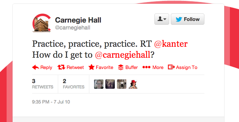 Community Spotlight: Carnegie Hall Musical Exchange, A Community for Young Musicians