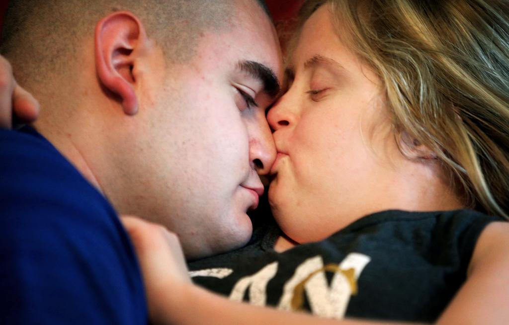 El amor en los centros de discapacidad intelectual