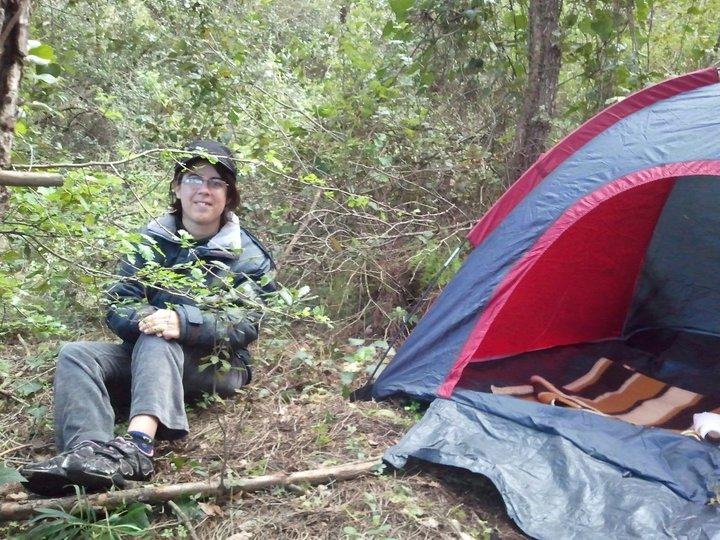 Diario personal: De Acampada