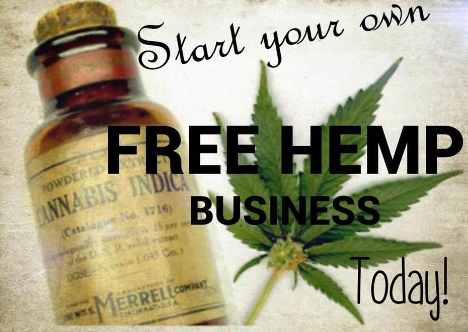 free Hemp Business Pic