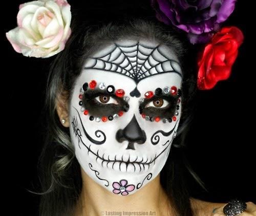 Viaje a México 2010; Día de muertos