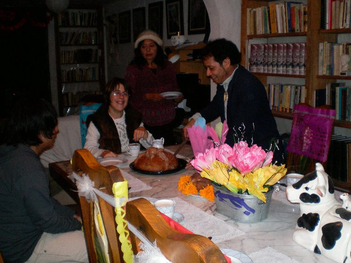 Viaje a México 2010; La family Mexicana