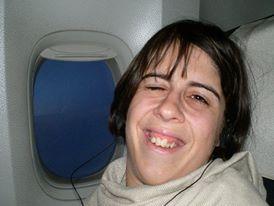 Viaje a México 2010; El vuelo de ida