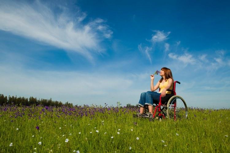 ¡Bienvenida discapacidad!