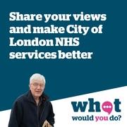 Healthwatch City of London public meeting: NHS Long Term Plan