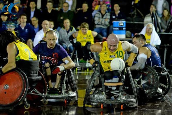 Campaña de Australia tiene por objetivo financiar  a los deportistas paralímpicos.