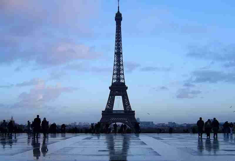 Qué monumentos puedes ver en París