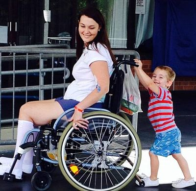 Carta a mi mamá con discapacidad