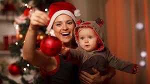La primera navidad...