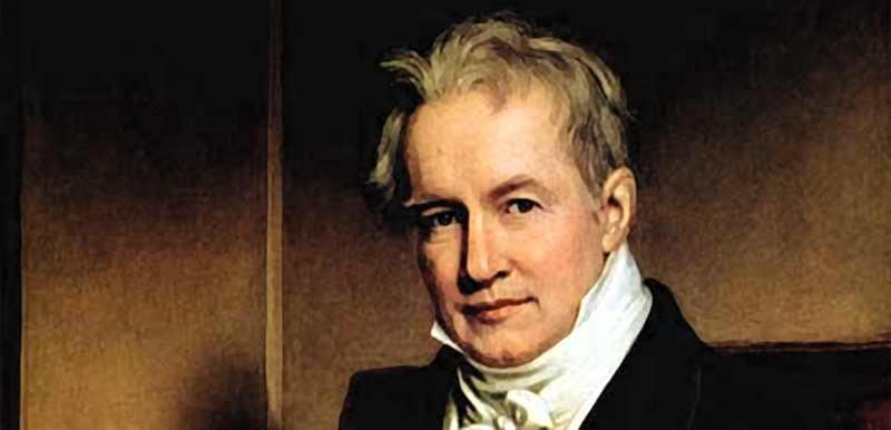 Alexander von Humboldt: Biografía del descubridor científico de América