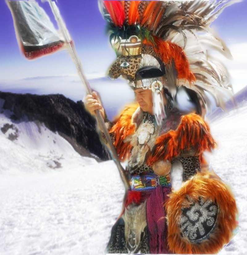 Iztaccihuatl: La conmovedora leyenda de amor