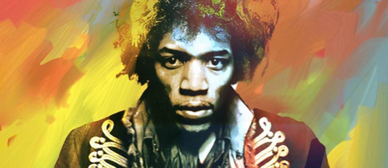 Historia del rock: Jimi Hendrix