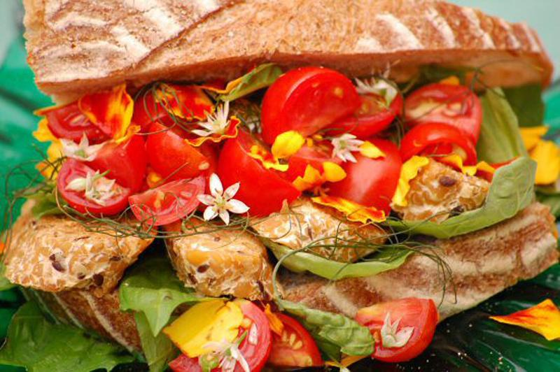 Alimentos vegetales del futuro