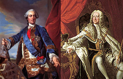 Europa y las colonias americanas en el siglo XVIII
