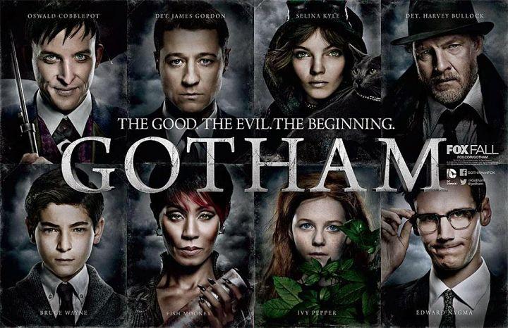 7 razones para ver Gotham