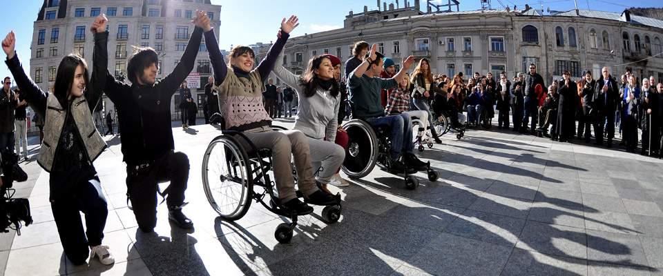 Discapacidad: Asignatura pendiente