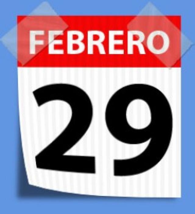 Reflexiones de un 29 de febrero