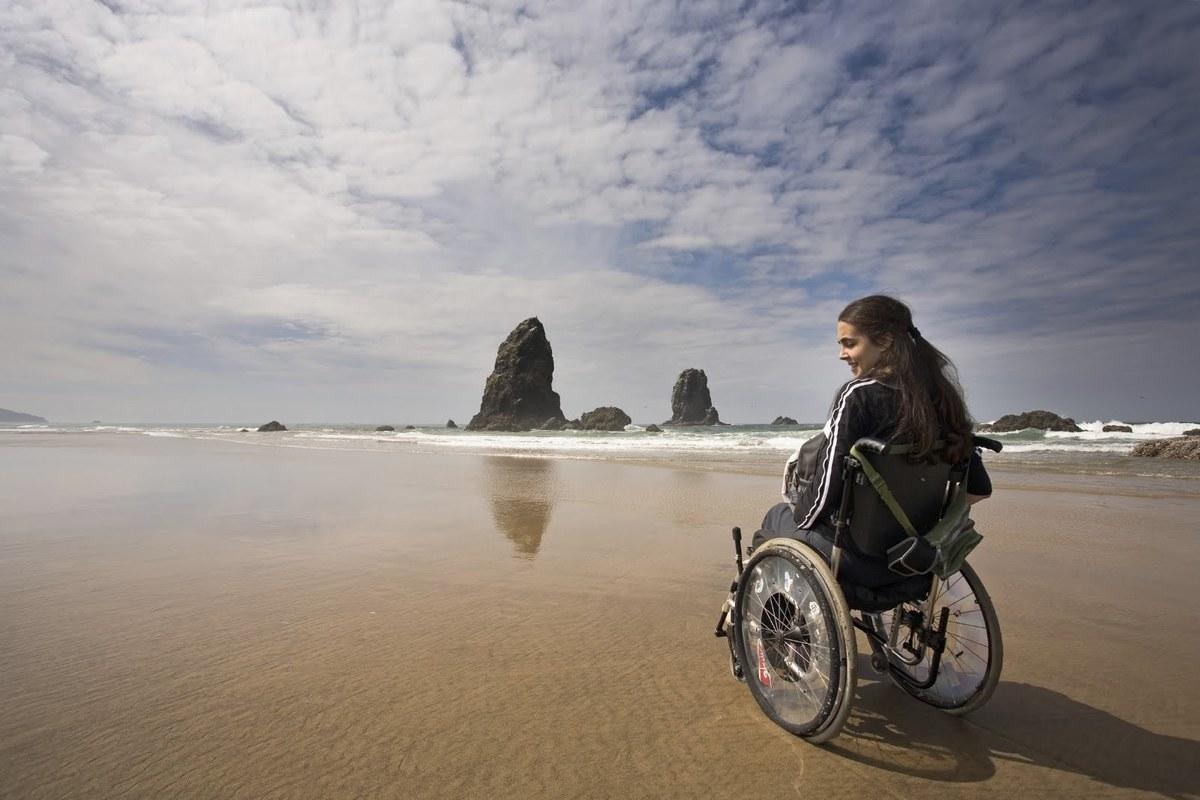 Sí, soy mujer, tengo discapacidad, pero no me doy por vencida