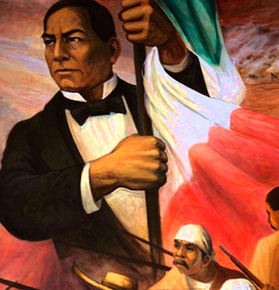 Biografía de Benito Juárez: de su puño y letra II: Inicio del México Independiente