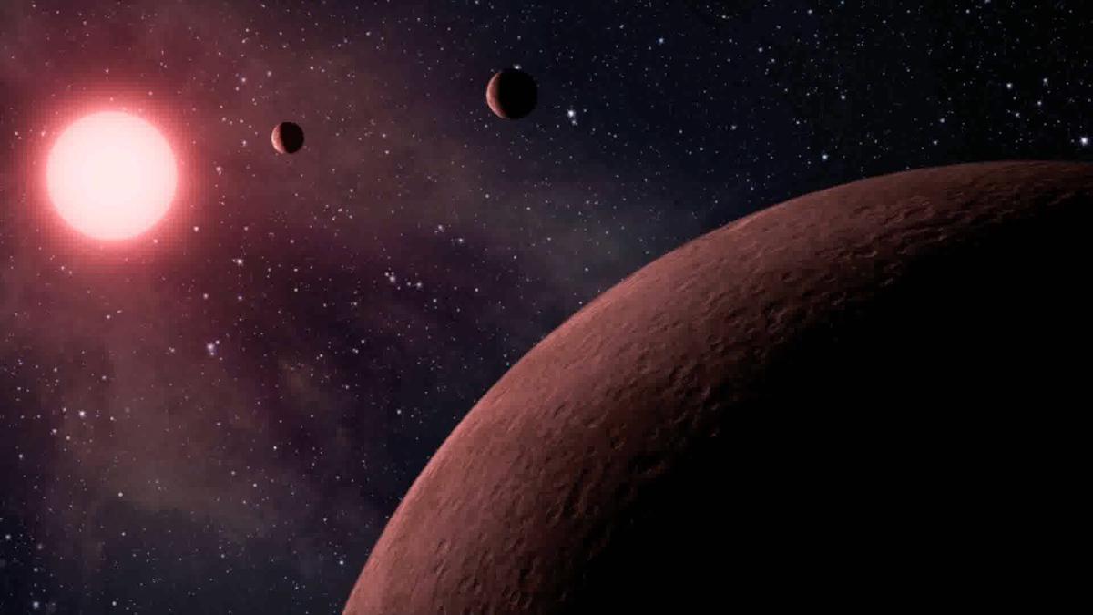 Exoplaneta EXP-12: Vamos otra vez. Sexta parte