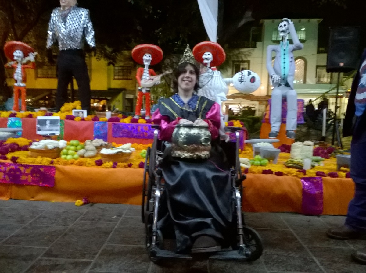 México 2016: Halloween I