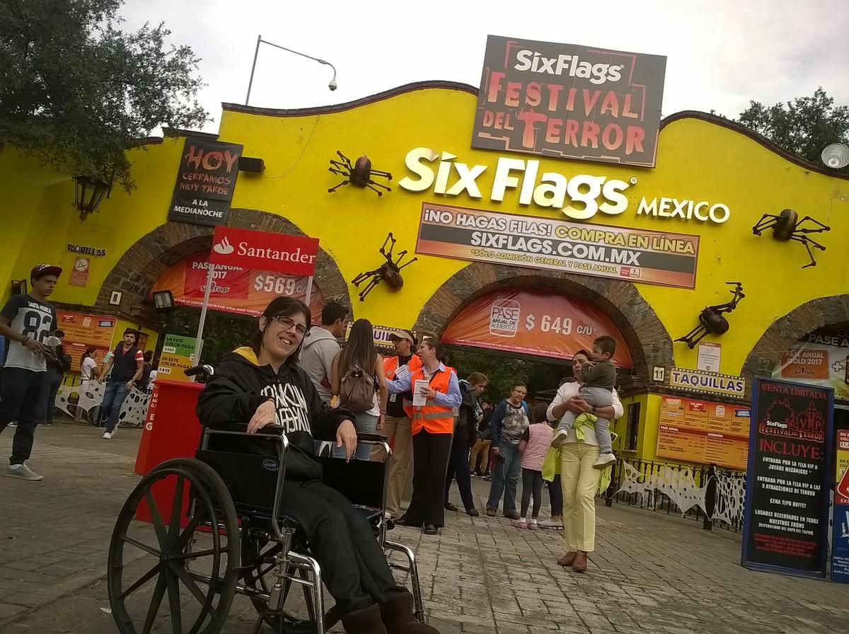 México 2016: Six Flags