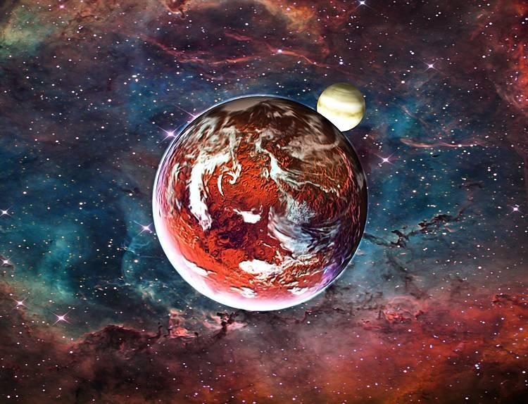 El Planeta del miedo: I