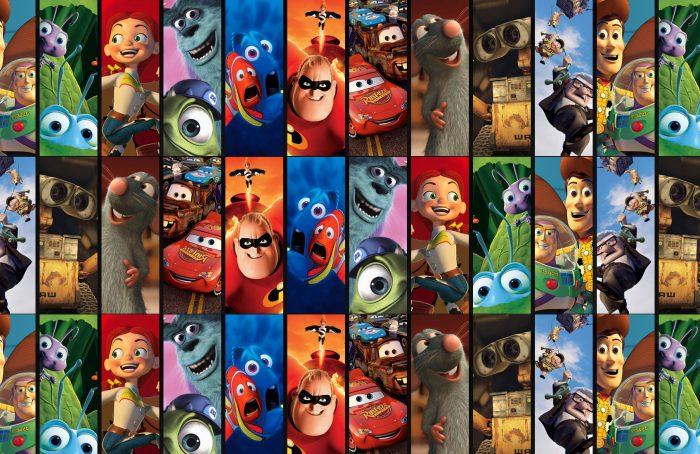 12 Películas de Pixar, que te harán reflexionar
