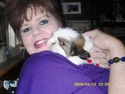 Buster & I meet