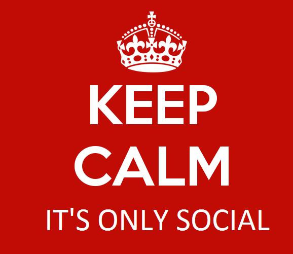 Social Learning: Keep Calm