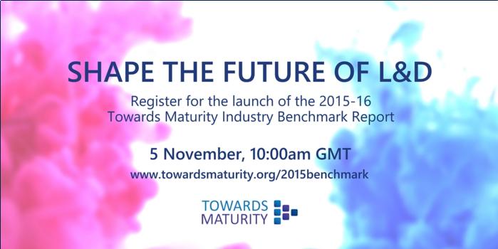 Global Launch of Towards Maturity Benchmark 2015