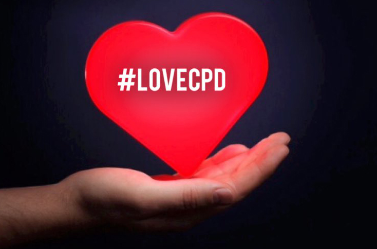 The Power of #LOVECPD