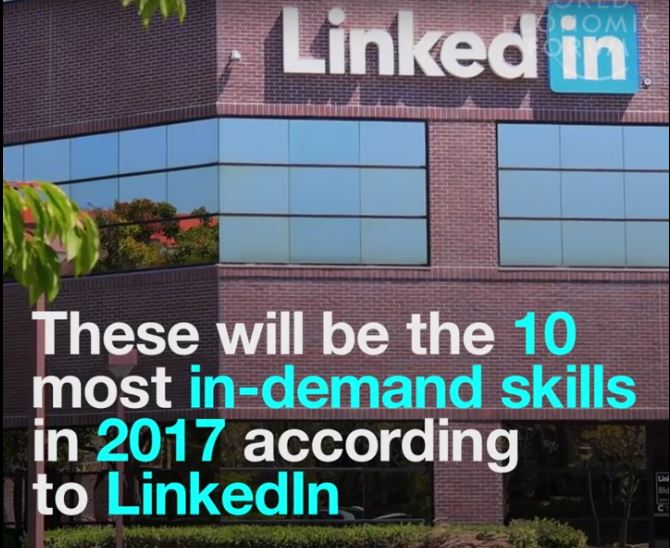 What are the most in-demand skills in 2017?