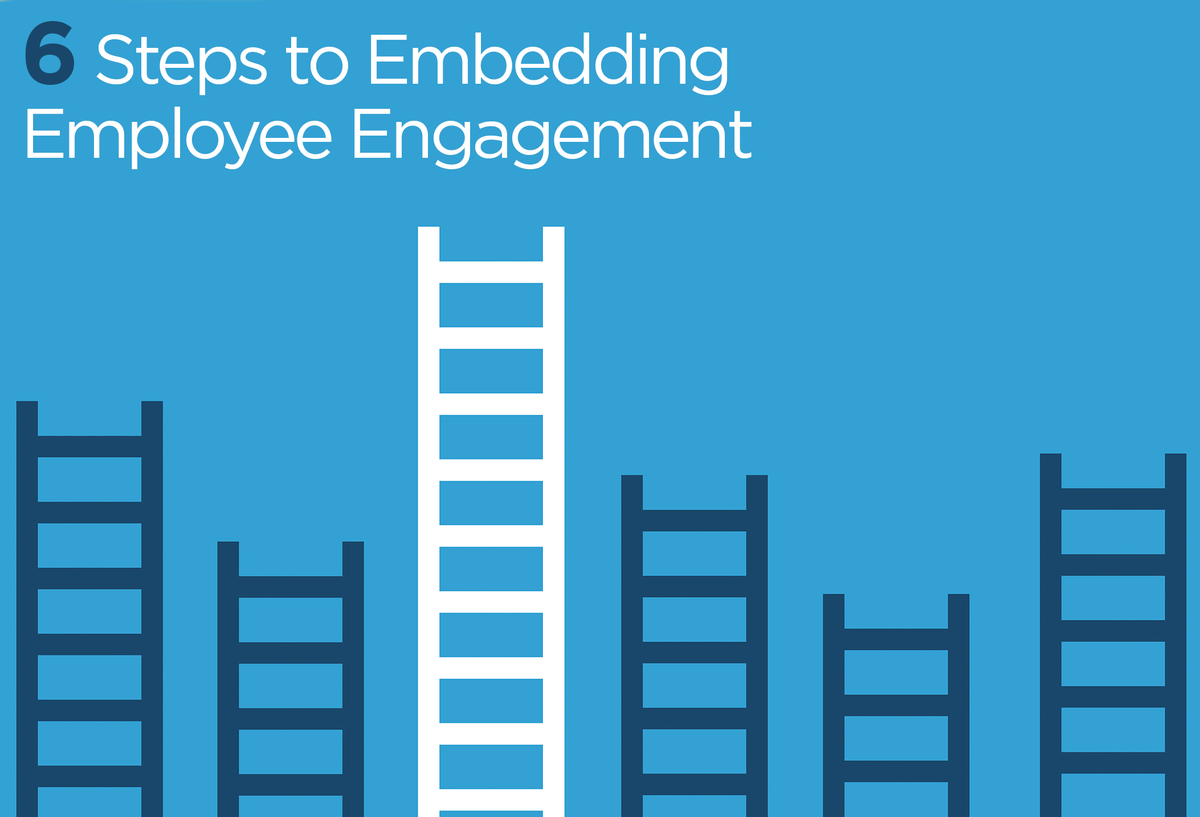Six Steps to Embedding Employee Engagement