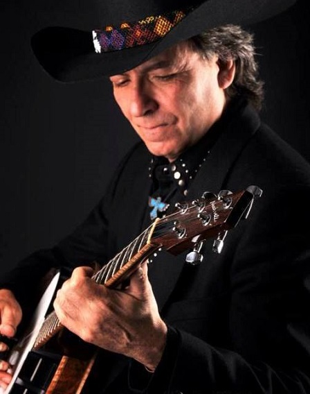 Interview with charismatic musician Danilo Cartia - introduced the American  Roots music in Italy - Blues.Gr