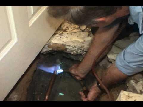 Slab Leak Repair Menifee