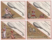 Fairbanks & Cole Trade Cards