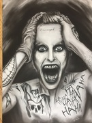 The Joker -Jared Leto