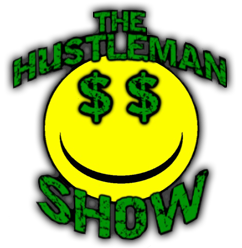 THE HUSTLEMAN SHOW Logo