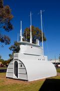 AE2 replica opening 23 April Holbrook Submarine Museum
