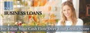 We Value Cash Flow Over Your Credit Score:  LOANS